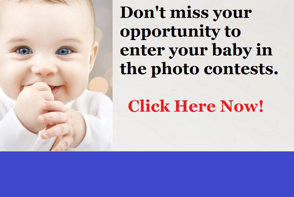 2015-2016 Gerber Baby Contest   The Cute Baby Contest