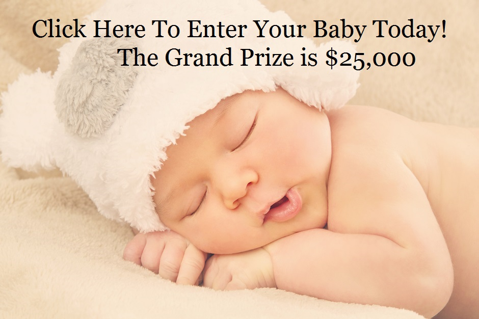 2014 Gerber Baby Contest