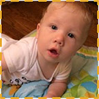 gerber baby contest - supported sitter