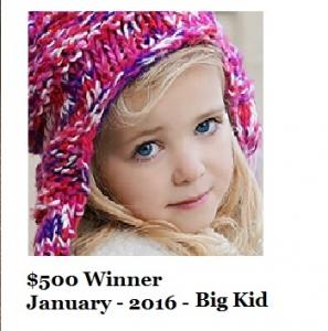 Baby Contest Winner,