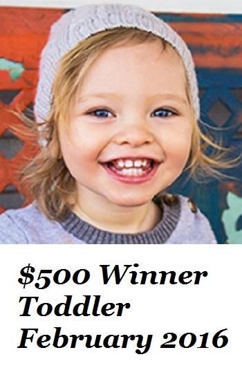 winner-toddler