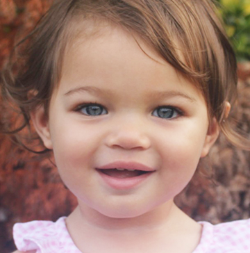 Cute Kid Contest Winner