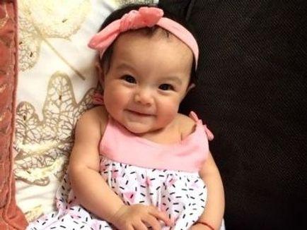 2019 gerber baby contest winner in dress