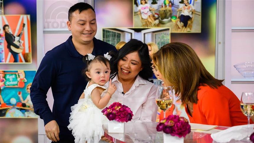 2019 gerber baby winner on TV